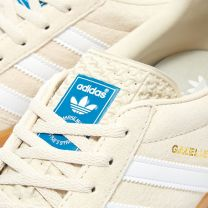 Adidas Gazelle Indoor Clear Brown, White & Gum