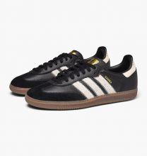 Adidas Samba OG FT Core Black & White