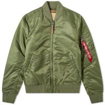 Alpha Industries MA-1 VF 59 Flight Jacket Sage Green