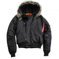 Alpha Industries N2B VF 59 Black