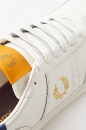Fred Perry  B400 Leather Porcelain