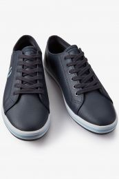Fred Perry Kingston Leather Navy