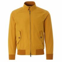 Baracuta G9 Harrington Jacket Empire Yellow