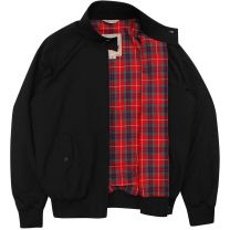 Baracuta Original G9 Harrington Jacket Archives Black