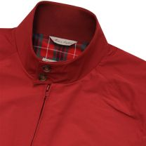 Baracuta Original G9 Harrington Jacket Archives Dark Red