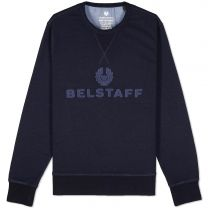 Belstaff Churchill Sweatshirt Indigo