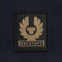 Belstaff Patch Logo Tee Dark Ink