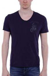 Blauer Live Fast T-Shirt Navy