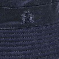 Baracuta Rainwear Bucket Hat Dark Navy