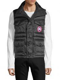 Canada Goose Benedict Vest Black