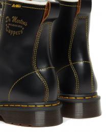 Dr. Martens  Capper Vintage Black Smooth