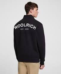 Woolrich American Half Zip Sweatshirt