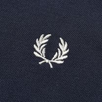 Fred Perry Reissues Original Single Tipped Polo Navy