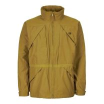 Fred Perry Offshore Zip-Through Jacket Coyote