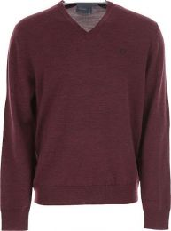 Fred Perry Classic V Neck Jumper K4500 163