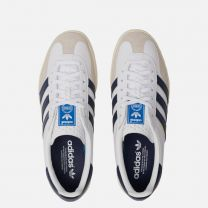 Adidas Gazelle Indoor White, Navy