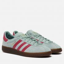 Adidas Munchen Hazy Green,Wild Pink,Gold Metallic