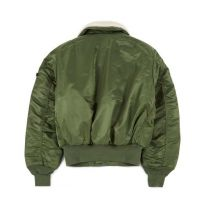 ALPHA INDUSTRIES B15 Sage Green
