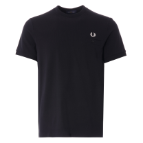 Fred Perry Authentic Pocket Detail Pique