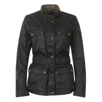 Belstaff Womens Roadmaster 2.0 Jacket Black