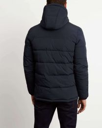 Lyle & Scott Wadded Jacket Dark Navy