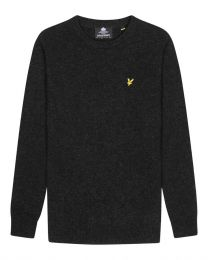 Lyle & Scott Crew Neck Lambswool Blend Jumper