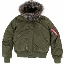 Alpha Industries N2B VF 59 Dark Green