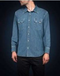 Lee 101 Western Shirt  L93XGBRT