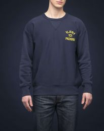 Lee 101 Sweatshirt Bright Navy