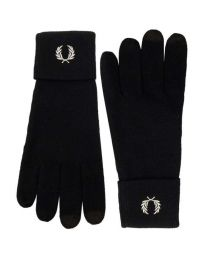 Fred Perry Merino Wool Gloves C2110