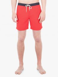 Ben Sherman Target Swimshort Dawn Red
