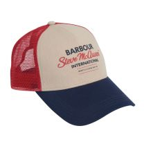 Barbour International Steve McQueen Trucker Cap