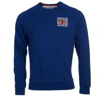 Barbour International Steve McQueen Team Flags Sweatshirt