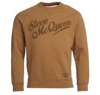 Barbour International Steve McQueen Doc Sweatshirt Camel