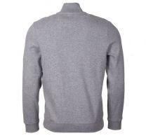 Barbour International Essential Half Zip Sweatshirt Anthracite
