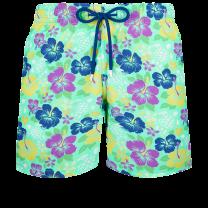 Vilebrequin Moorea Swim Short Tropical Turtles