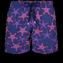 Vilebrequin Moorea Swim Short Starfish Dance