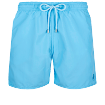 Vilebrequin Moorea Swim Short Water-Reactive Elephants Bathroom