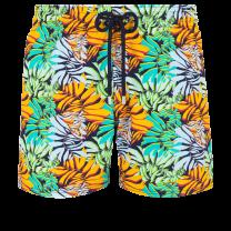 Vilebrequin Moorise Men Swimwear Stretch Jungle Midnight Blue