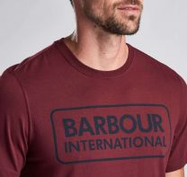 Barbour International Graphic Tee Port