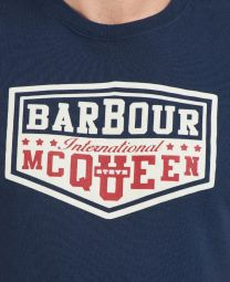 Barbour International Torx T-Shirt