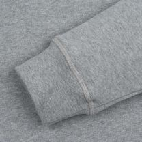 Aquascutum Oliver Crew Neck Sweater Grey Melange