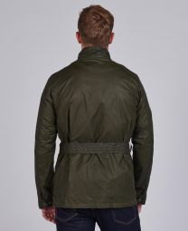 Barbour Lightweight SL International Waxed Cotton Jacket Archive Olive