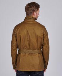 Barbour Lightweight SL International Waxed Cotton Jacket Sand