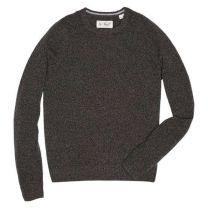 Original Penguin Lambswool Crew Neck Sweater Dark Saphire