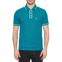 Original Penguin Earl Polo Shirt Deep Lake