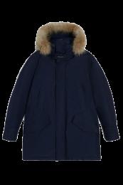 Woolrich Polar Parka HC Melton Blue