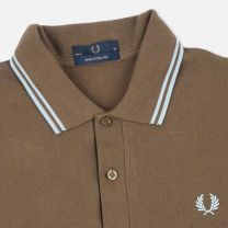 Fred Perry Shirt Twin Tipped M12 103