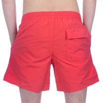 Lyle & Scott Plain Swin Shorts Cinnbar Red
