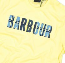Barbour Canlan Tee Corn